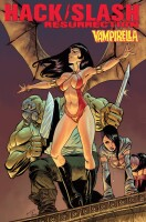 Hack / Slash Resurrection Vampirella 8