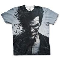 Batman Arkham Origins T-Shirt - Joker (Allover)