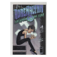 Adrenalynn 4 (regular Cover)