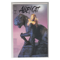 Alley Cat 1 (Cover C, with Gargoyle)