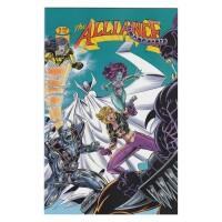 Alliance 2 (Cover A, Jim Valentino)