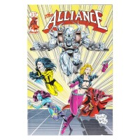 Alliance 3 (Cover A, Valentino/Wolf)
