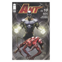 Ant 10 (Cover B, Gully / Sejic)