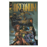 Arcanum 1 (Cover A, Brandon Peterson)
