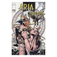 Aria / Angela 1 (Cover C, Jones)