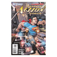 Action Comics (Vol. 2) 1