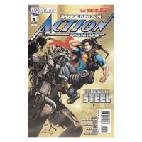 Action Comics (Vol. 2) 4