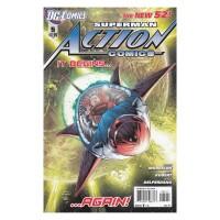 Action Comics (Vol. 2) 5