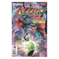 Action Comics (Vol. 2) 6