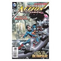 Action Comics (Vol. 2) 8