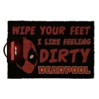 Mavel Comics Fußmatte Deadpool Dirty