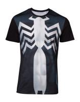 Spider-Man T-Shirt - Venom Suit (allover)