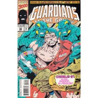 Guardians of the Galaxy 52 (Vol. 1)