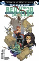 Red Hood and the Outlaws 8 (Vol. 2)