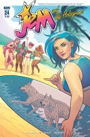 Jem and the Holograms 24