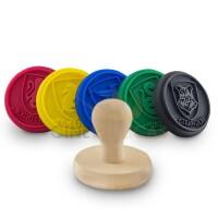 Harry Potter Keksstempel Hauswappen Crests (5 Stück)
