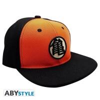 Dragonball Baseball Cap Snapback - Black & Orange...