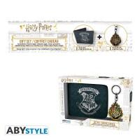 Harry Potter Geschenkbox: Hogwarts (Geldbörse,...