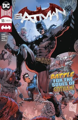 Batman 55 (Vol. 3)