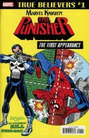 True Believers: Marvel Knights - Punisher (First Appearance)