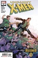 Uncanny X-Men 2 (Vol. 5) 2nd Printing