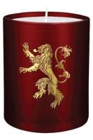 Game of Thrones Kerze im Glas: Haus Lannister Wappen (8 x...