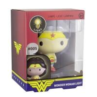 DC Comics Lampe Nachtlicht Wonder Woman 3D Light
