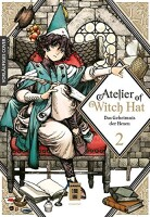 Atelier of Witch Hat 2 (Kamome Shirahama)