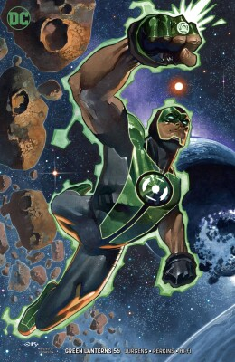 Green Lanterns 56 (Vol. 1) Variant