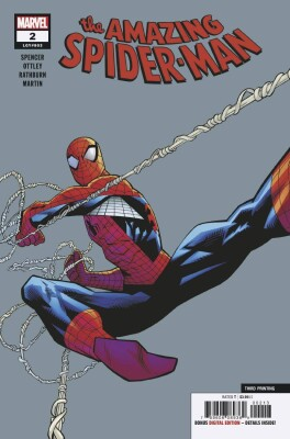 Amazing Spider-Man 2 (Vol. 5) 3rd Printing