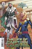 Life of Captain Marvel 3 Pacheco Variant 2nd Printing