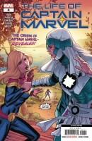 Life of Captain Marvel 4 2nd Printing