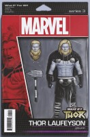 What if? Thor 1 Thor Laufeyson Jotunn Action Figure Variant