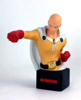 One Punch Man Spardose - Saitamam Serious Mode  (20 cm)