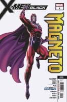 X-Men Black - Magneto 2nd Printing