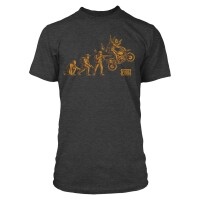 Playerunknowns Battlegrounds (PUBG) T-Shirt - Evolution...