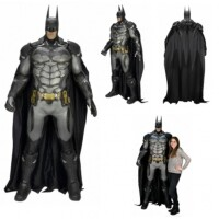 Batman Arkham Knight Life-Size Statue - Batman aus Latex...