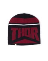 Marvel Comics Beanie Wollmütze: Thor/Hulk Wechselmotiv