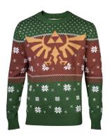 Legend of Zelda Pullover im Weihnachtslook - Golden...