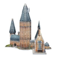 Harry Potter 3D Puzzle Hogwarts Great Hall (850 Teile)
