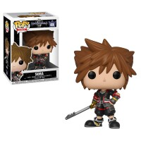 Kingdom Hearts POP! PVC-Sammelfigur - Sora (483)
