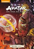 Avatar: Der Herr der Elemente 10 Der Spalt 3 (Yang, Gene...