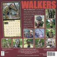Kalender 2019 : Walking Dead Walkers