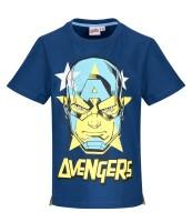 Avengers Assemble Captain America T-Shirt (Kinder, 6-12...