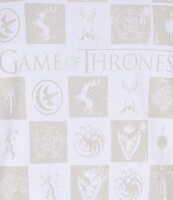 Game of Thrones T-Shirt - Siegel (weiß)