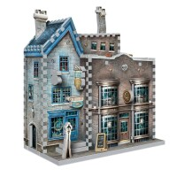 Harry Potter 3D Puzzle Ollivanders Zauberstabladen &...