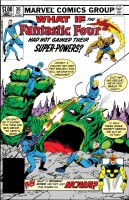 True Believers: What if Fantastic Four had not gained...