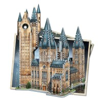 Harry Potter 3D Puzzle Hogwarts Astronomy Tower (875 Teile)