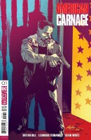 American Carnage 1 Variant Cover