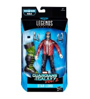 Marvel Legends 2018 Best Of Serie Actionfigur: Star-Lord...